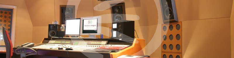 Dubbing & Production studios | © Acústica Integral